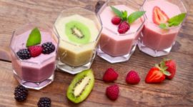 Вкус от природы: пять полезных смузи