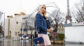 Longchamp выбрал Елену Перминову