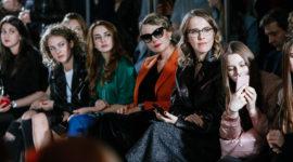 Французское искусство на модном показе Bosco Family