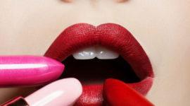 Роскошь цвета на губах