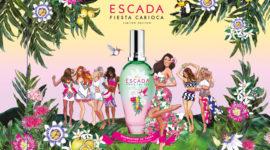 Escada Fiesta Carioca: экзотика лета в одном флаконе