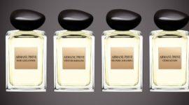 Природная свежесть от Armani Les Eaux