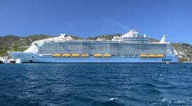 Круизный лайнер «Гармония морей», или Большому кораблю — большое плавание!