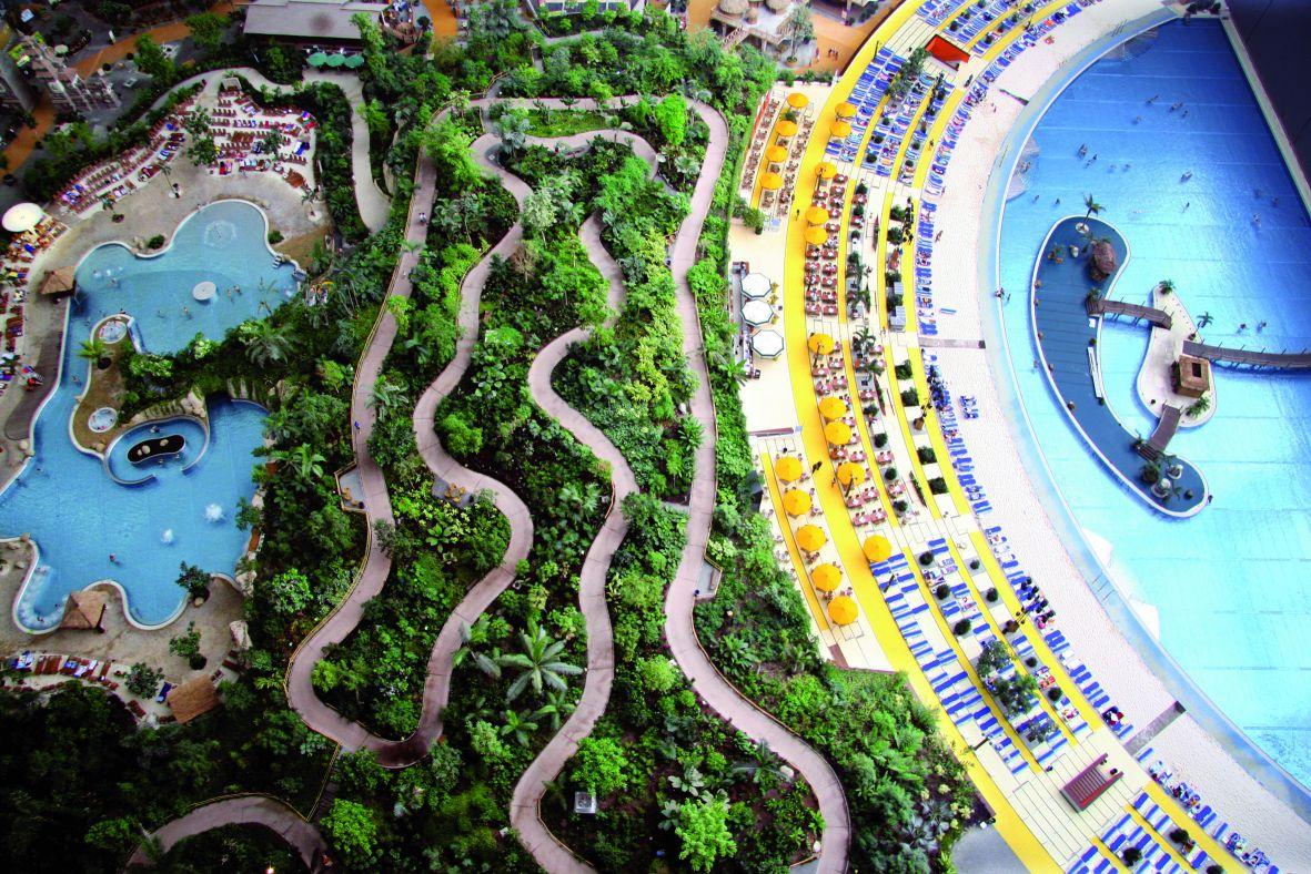 Курорт тропических островов Tropicalislands