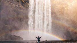 Бьем рекорды: самый большой водопад в России