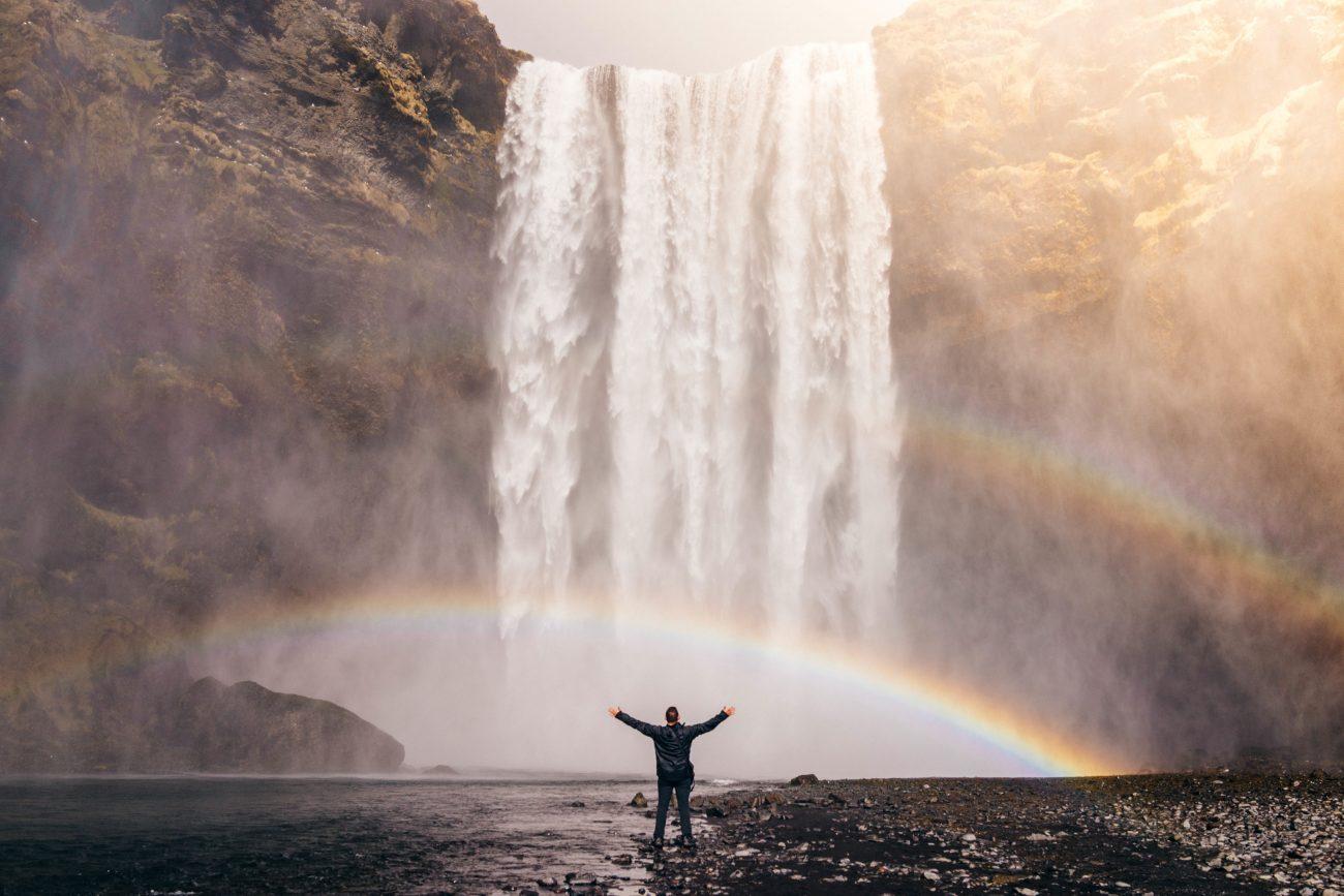 Тальниковый водопад - самый большой водопад в России