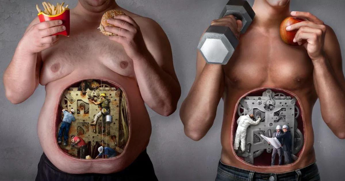 Уменьшение размеров желудка