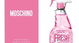 Moschino Pink Fresh Couture: чистящее средство вместо духов