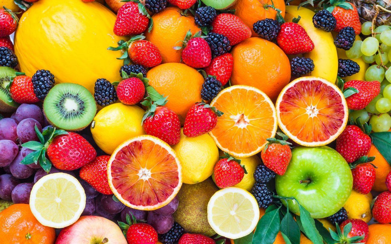 Фрукты и ягоды = простые углеводы!