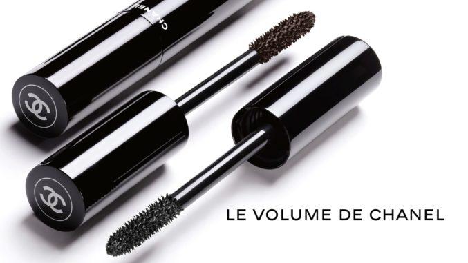 Le Volume De Chanel: Хлопай ресницами и взлетай