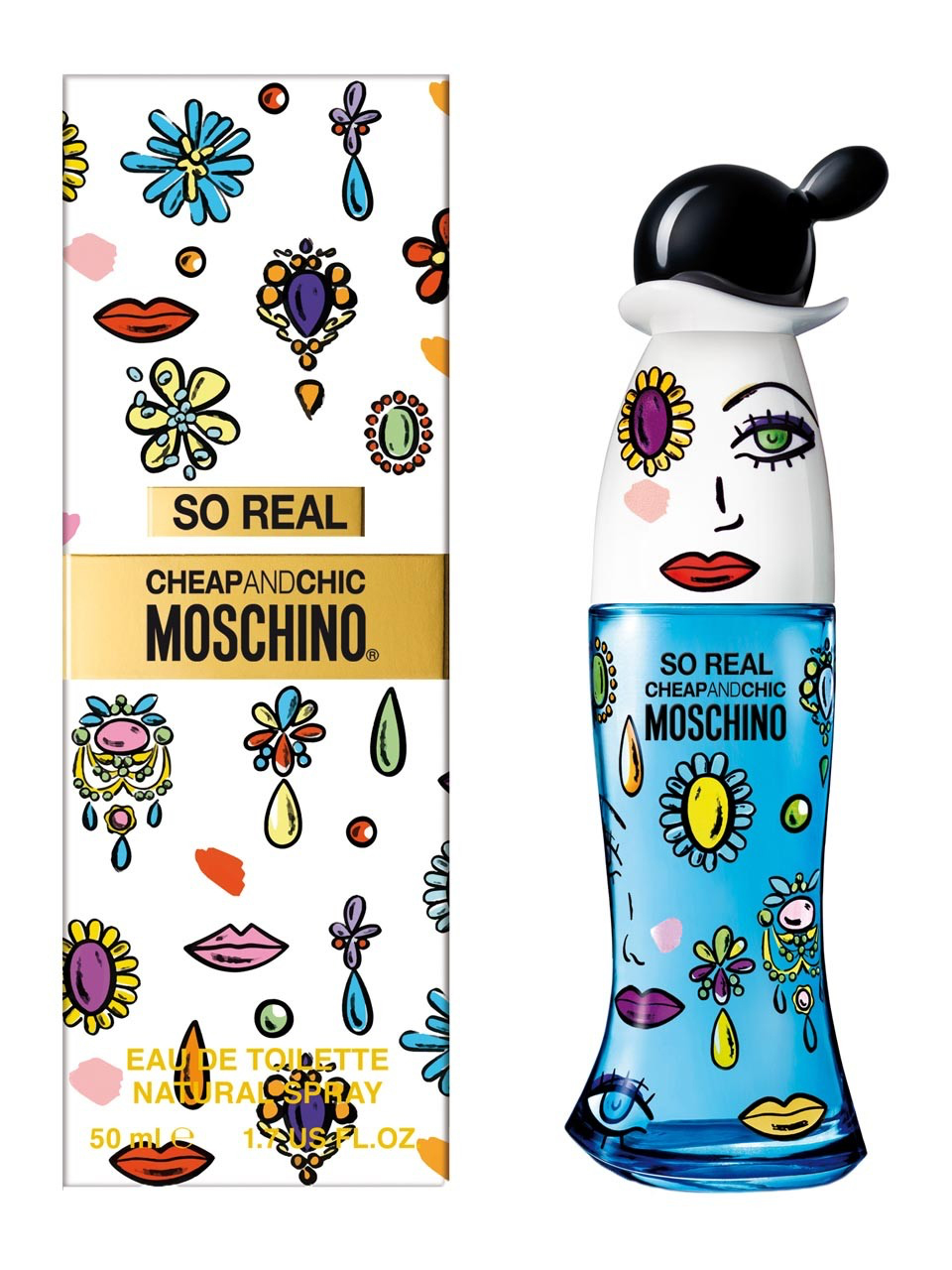 Moschino So Real Cheap Chic