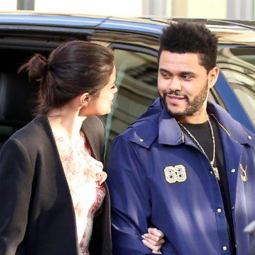 Любовный треугольник: Селена, Джастин и The Weeknd