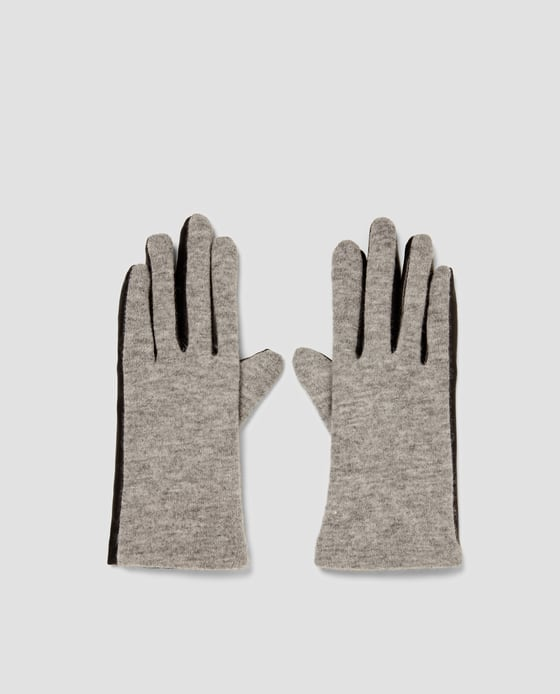 Перчатки Zara