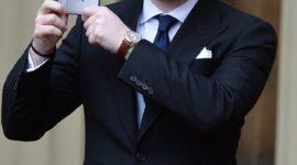 Эда Ширана наградили Орденом Британской Империи