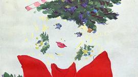 В поисках новогоднего настроения: листаем винтажные журналы