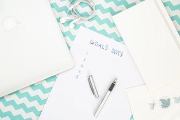 Как правильно составить список целей на новый год