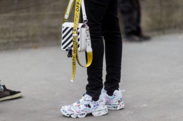 «Уродливые кроссовки»: must-have 2018?