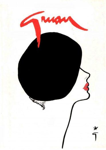 Рене Грюо, художник-иллюстратор высокой моды