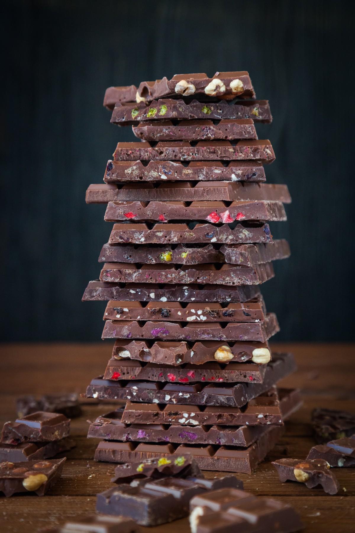 Как перестать есть шоколад
