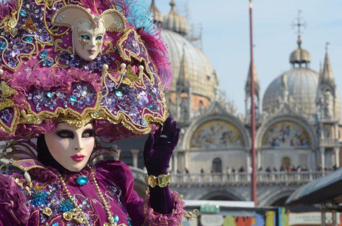 Венецианский карнавал: почувствуй себя в сказке