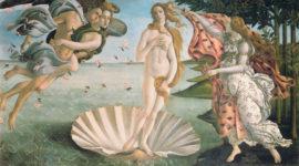 Рождение Венеры… или Эмили Ратаковски?