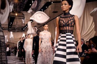 Dior Surrealism: воплощение мечты на подиуме