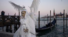 Карнавал в Венеции: день последний