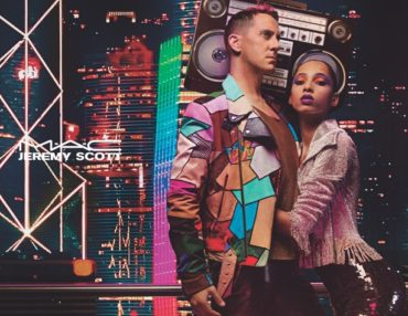 Звуки музыки: MAC x Jeremy Scott