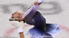 Фигуристка Алина Загитова выиграла короткую программу и установила новый мировой рекорд