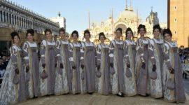 Венецианский карнавал: Festa della Marie
