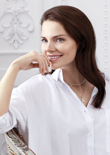 Елизавета Боярская — новый посол TOUS!