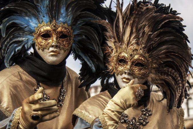 Наденьте маски, господа! История венецианских масок
