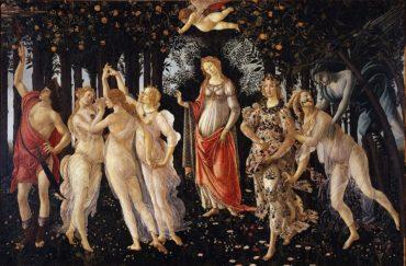 Ожившие полотна: одеваемся, как героини известных картин