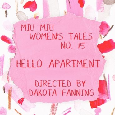 Женская сказка Дакоты Фаннинг для Miu Miu. Смотрим!