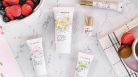 Новая коллекция от Clarins: White Flowers