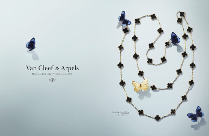 Коллекции Alhambra от Van Cleef & Arpels исполняется 50 лет!