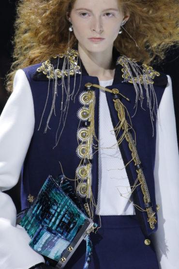 Назад в будущее: показ Louis Vuitton под эгидой «Past meets future»