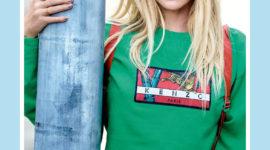 Бритни Спирс стала лицом новой коллекции Kenzo