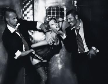 Ксения Собчак в эротической фотосессии — подарок фолловерам от Аслана Ахмадова
