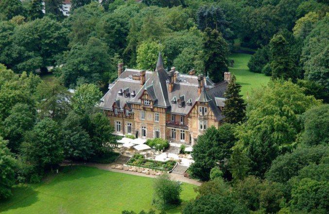 Vie de roi: замки-отели Европы
