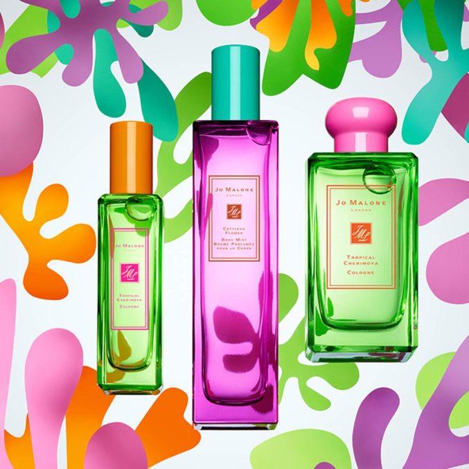Jo Malone представил два лимитированных аромата