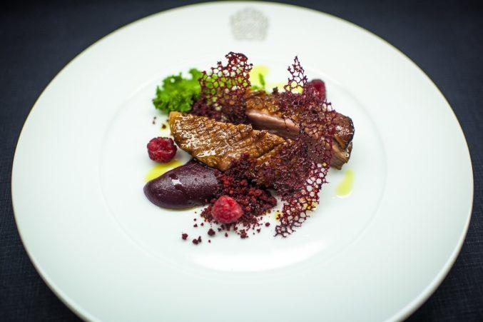 Гастрольный ужин от Дениса Крупеня в ресторане «Карлсон»