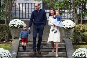 У Кейт Миддлтон и принца Уильяма родился сын!