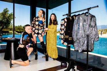 H&M x Moschino: вечная Coachella