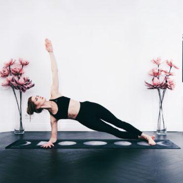 5 упражнений на растяжку для домашних тренировок
