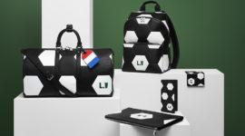 Louis Vuitton запустили коллекцию к чемпионату мира по футболу