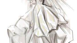 По стопам Кэрри Брэдшоу: повторяем свадебное платье