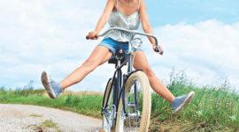 Велосипед: как правильно тренироваться