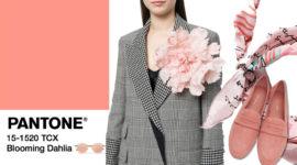 Модные оттенки Pantone на каждый день