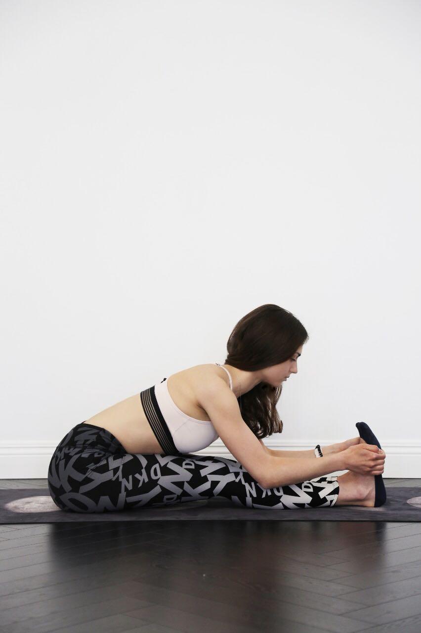 складка упражнение